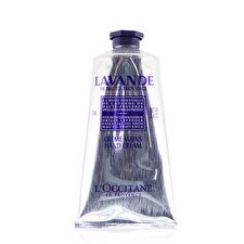 L'Occitane Lavender Harvest Hand Cream (New Packaging) 75ml/2.6oz