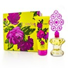 Betsey Johnson Coffret: Eau De Parfum Spray 100ml/3.4oz + Shower Gel 200ml/6.7oz 2pcs