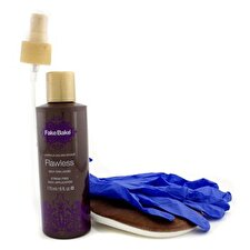 Fake Bake Flawless Self-Tan Liquid & Professional Mitt 170ml/6oz
