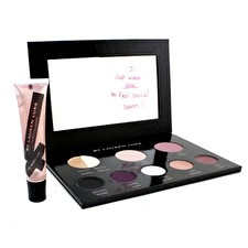 Lauren Luke My Vintage Glams Complete Makeup Palette (Without Eye Liner) -