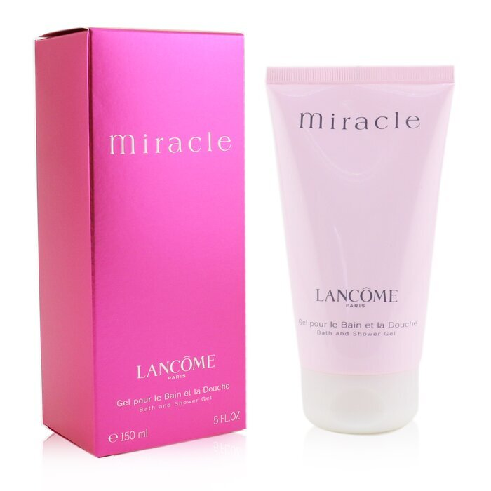 miracle bath and shower gel 150ml product image