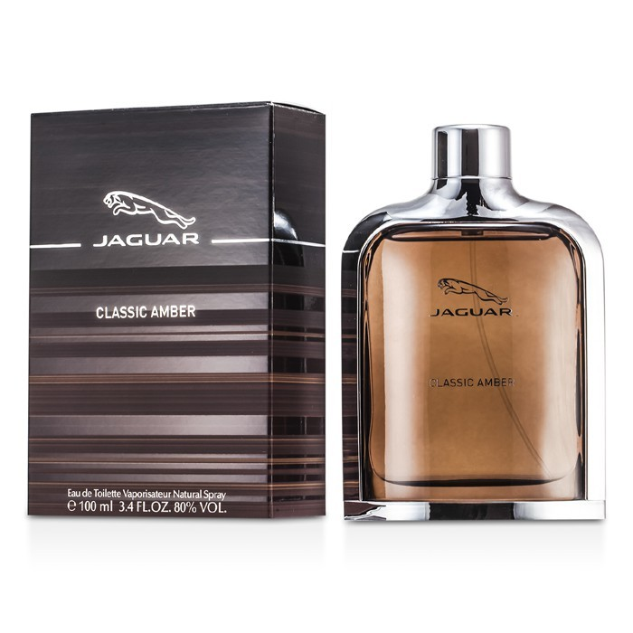 jaguar classic amber eau de toilette spray 100ml. Black Bedroom Furniture Sets. Home Design Ideas