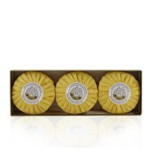 Roger & Gallet Orange Holz Parfümierte Seife Box Set 3x100g/3.5oz