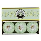 Roger & Gallet Green Tea (The Vert) Perfumed Soap Coffret 3x100g/3.5oz