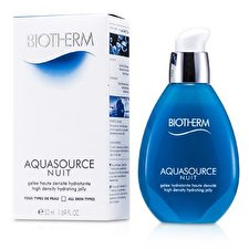 Biotherm Aquasource Nuit High Density Hydrating Jelly (For All Skin Types) 50ml/1.69oz