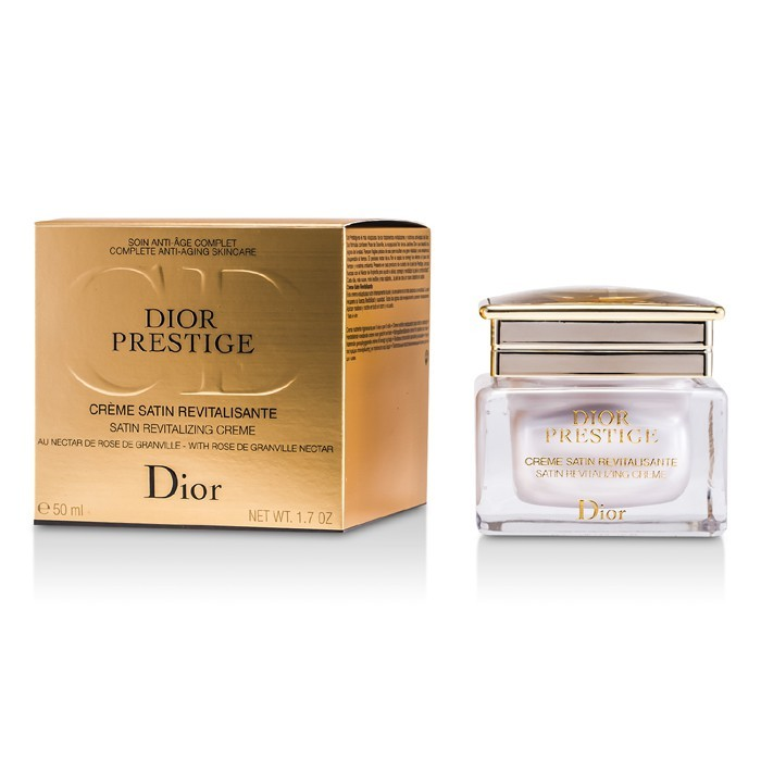christian dior prestige satin revitalizing creme 50ml cosmetics now australia. Black Bedroom Furniture Sets. Home Design Ideas