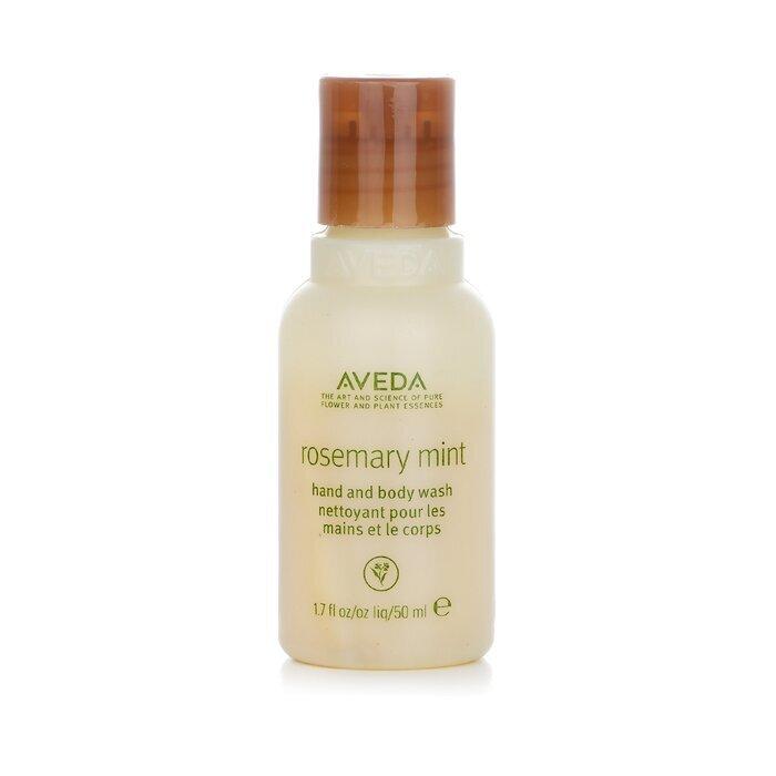 Rosemary mint body wash