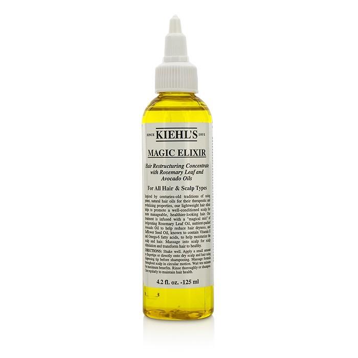 Kiehl S Hair Elixir Review Natural Hair