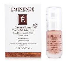 Eminence Caramel Latte Tinted Moisturizer SPF 25 (Light To Medium) 35ml/1.2oz