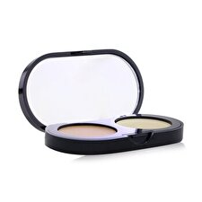 Bobbi Brown New Creamy Concealer Kit - Natural Creamy Concealer + Pale Yellow Sheer Finish Pressed Powder 3.1g/0.11oz