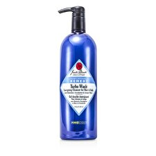 Jack Black Turbo Wash Energizing Cleanser Für Hair & Body 975ml/33oz