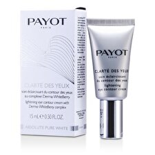 Payot Absolute Pure White Clarte Des Yeux Lightening Creme Augen Kontur 15ml/0.5oz
