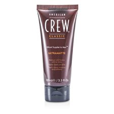 American Crew Men UltraMatte (Medium Hold Fixative with No Shine) 100ml/3.3oz