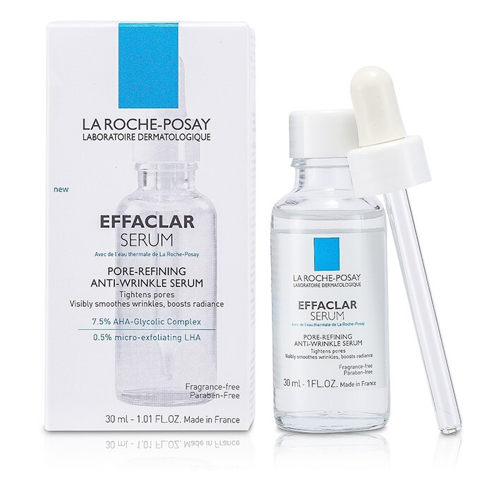la roche posay effaclar serum 30ml cosmetics now australia. Black Bedroom Furniture Sets. Home Design Ideas