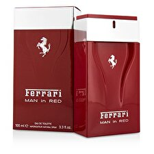Ferrari Man In Red Eau De Toilette Spray 100ml/3.3oz