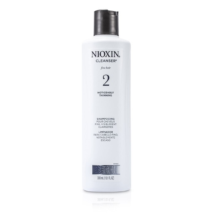Nioxin System 2 Cleanser For Fine Hair Noticeably