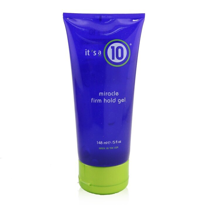 It S A 10 Miracle Firm Hold Gel 148ml Europa Cosmetica