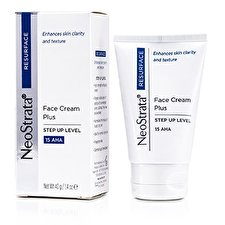 Neostrata Resurface Face Cream Plus Step Up Level 15 AHA 40g/1.4oz