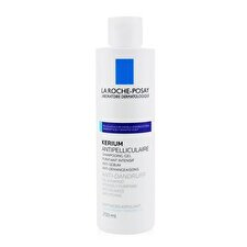 La Roche Posay Kerium Anti-Dandruff Micro-Exfoliating LHA Gel Shampoo (For Oily Scalp) 200ml/6.7oz