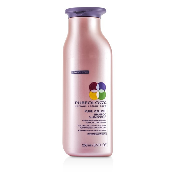 Pureology Pure Volume Shampoo 250ml Cosmetics Now Us