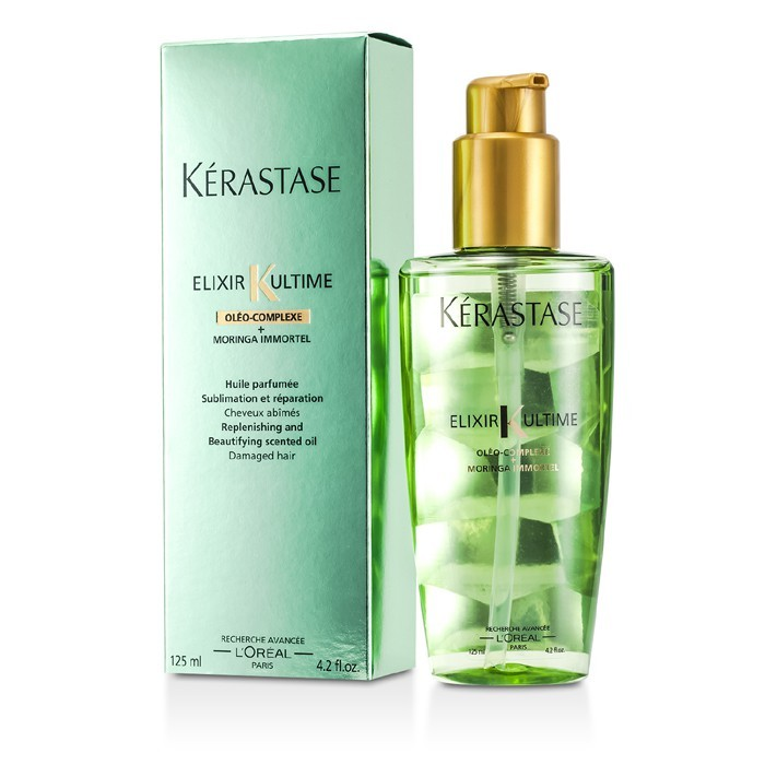 kerastase elixir ultime oleo complexe moringa immortel. Black Bedroom Furniture Sets. Home Design Ideas