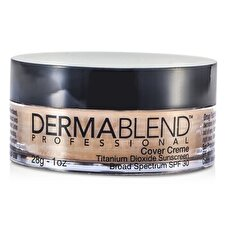 Dermablend Cover Creme Broad Spectrum SPF 30 (High Color Coverage) - Golden Beige 28g/1oz