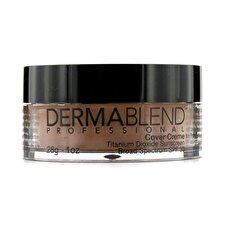 Dermablend Cover Creme Broad Spectrum SPF 30 (High Color Coverage) - Reddish Tan 28g/1oz