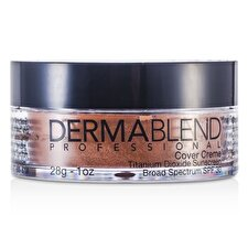 Dermablend Cover Creme Broad Spectrum SPF 30 (High Color Coverage) - Golden Bronze 28g/1oz