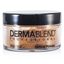 Dermablend Loose Setting Powder (Smudge Resistant, Long Wearability) - Warm Saffron 28g/1oz