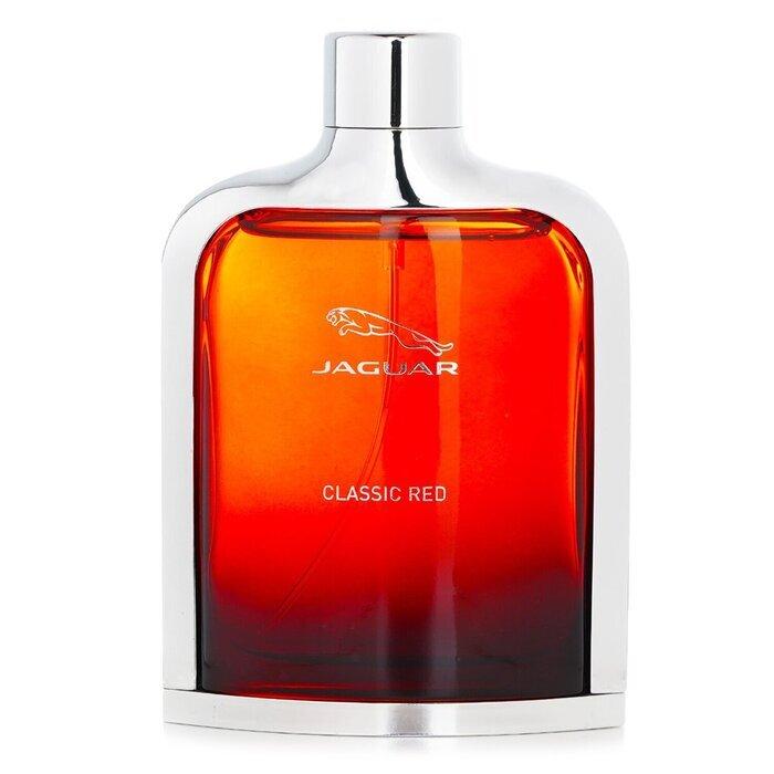 Perfume Jaguar Red Resenha: Jaguar Classic Red Eau De Toilette Spray 100ml