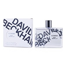 David Beckham Homme Eau De Toilette Spray 75ml/2.5oz
