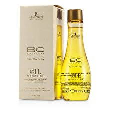 Schwarzkopf BC Oil Miracle Light Finishing Treatment (For Fine to Normal Hair Types) 100ml/3.4oz