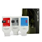 Billy Jealousy The Hits Vol. 1 Set: Shampoo + Body Wash + Shave Cream 3pcs