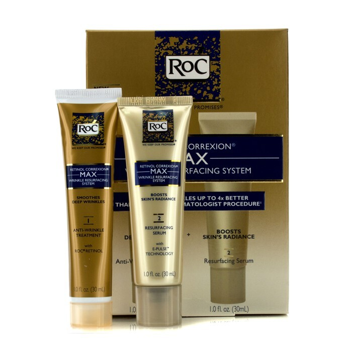 Roc Retinol Correxion Max Wrinkle Resurfacing System Anti