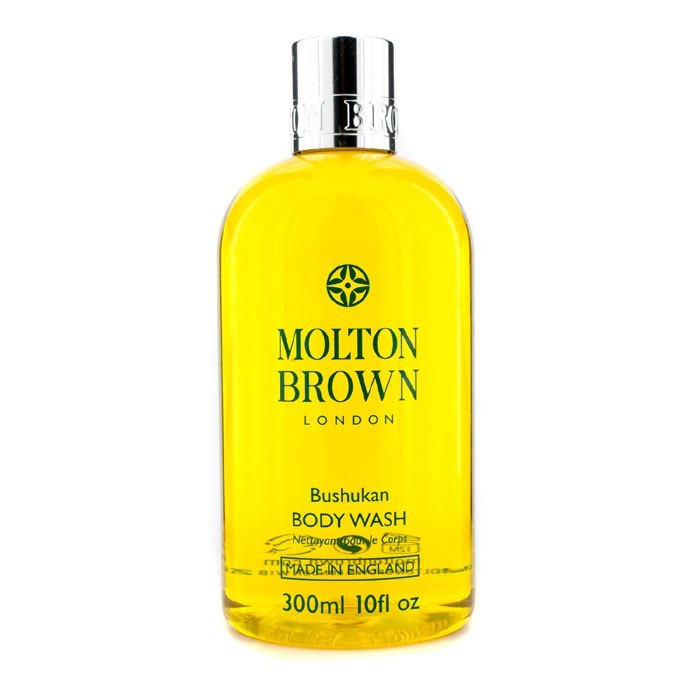 Molton Brown Bushukan Body Wash 300ml Cosmetics Now New