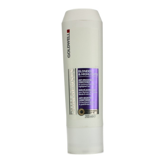 Goldwell Dual Senses Blondes Amp Highlights Anti Brassiness