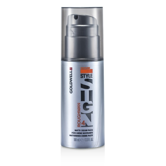 Goldwell Style Sign Roughman Matte Cream Paste 100ml Cosmetics Now ...