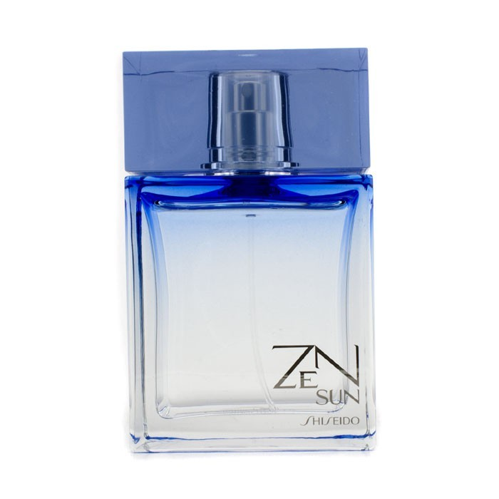 shiseido zen sun eau de toilette spray 100ml cosmetics now australia. Black Bedroom Furniture Sets. Home Design Ideas
