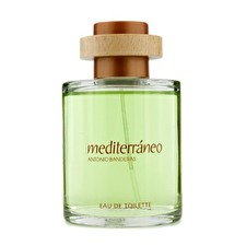 Antonio Banderas Mediterraneo Eau De Toilette Spray 100ml/3.4oz