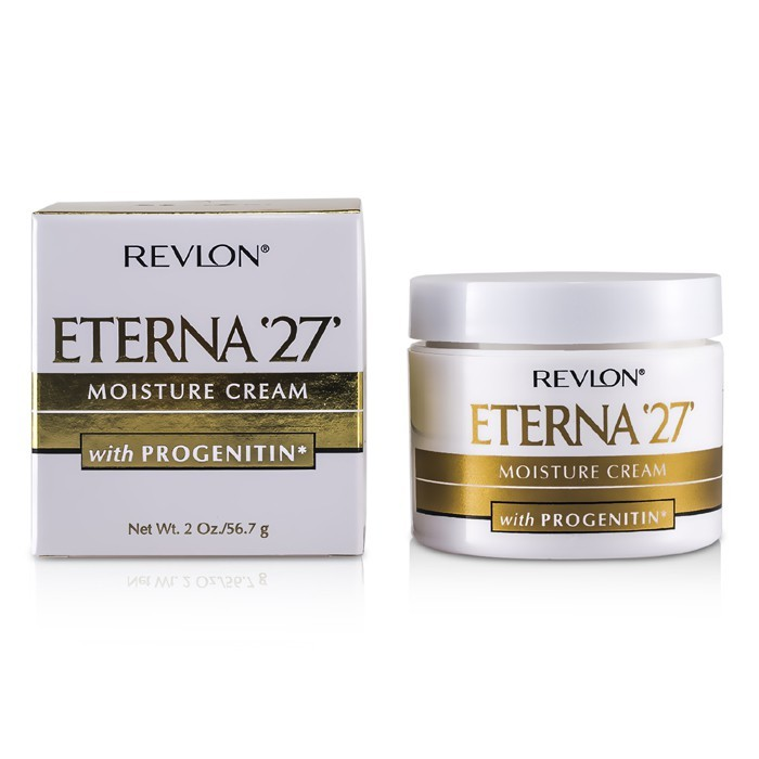 Revlon Eterna 27 Moisture Cream With Progenitin 56 7g 2oz Cosmetics Now Us