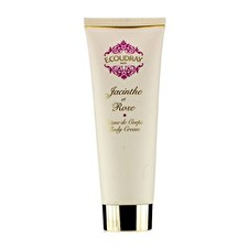 E Coudray Jacinth & Rose Perfumed Body Cream 125ml/4.2oz