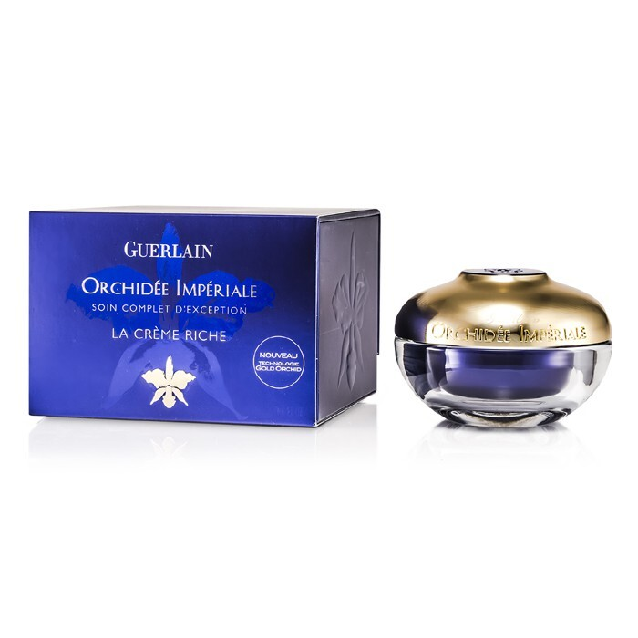 guerlain orchidee imperiale eye lip cream review