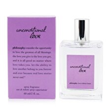 Philosophy Unconditional Love Eau De Toilette Spray 60ml/2oz