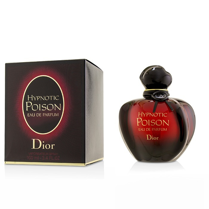 christian dior hypnotic poison eau de parfum spray 100ml. Black Bedroom Furniture Sets. Home Design Ideas