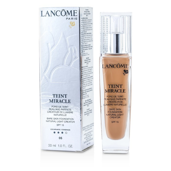 Lancome Teint Miracle Natural Light Creator Review