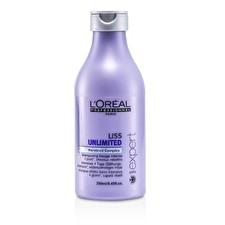 L'oreal Serie Expert Liss Unlimited Shampoo 250ml