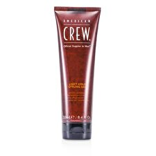 American Crew Men Light Hold Styling Gel (Non-Flaking Gel) 250ml/8.4oz