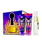Justin Bieber The Key Coffret: Eau De Parfum Spray 100ml/3.4oz + Body Lotion 100ml/3.4oz + Body Wash 100ml/3.4oz 3pcs
