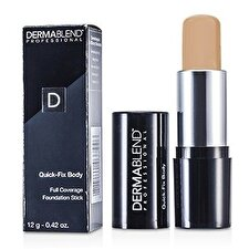 Dermablend Quick Fix Body Full Coverage Foundation Stick - Caramel 12g/0.42oz