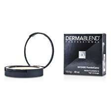 Dermablend Intense Powder Camo Compact Foundation (Medium Buildable to High Coverage) - # Natural 13.5g/0.48oz